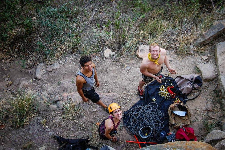 The Proud Misfits of Queer Climbing
