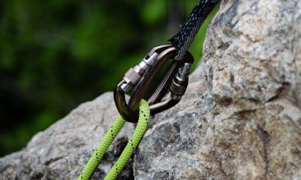 Building Rock Climbing Anchors: Basic Principles