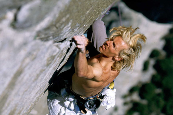 A Look at Speed Climbing: An Interview with Hans Florine