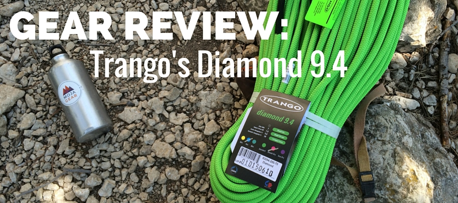 Trango Diamond 9.4 Climbing Rope Review