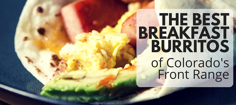 The Best Breakfast Burrito