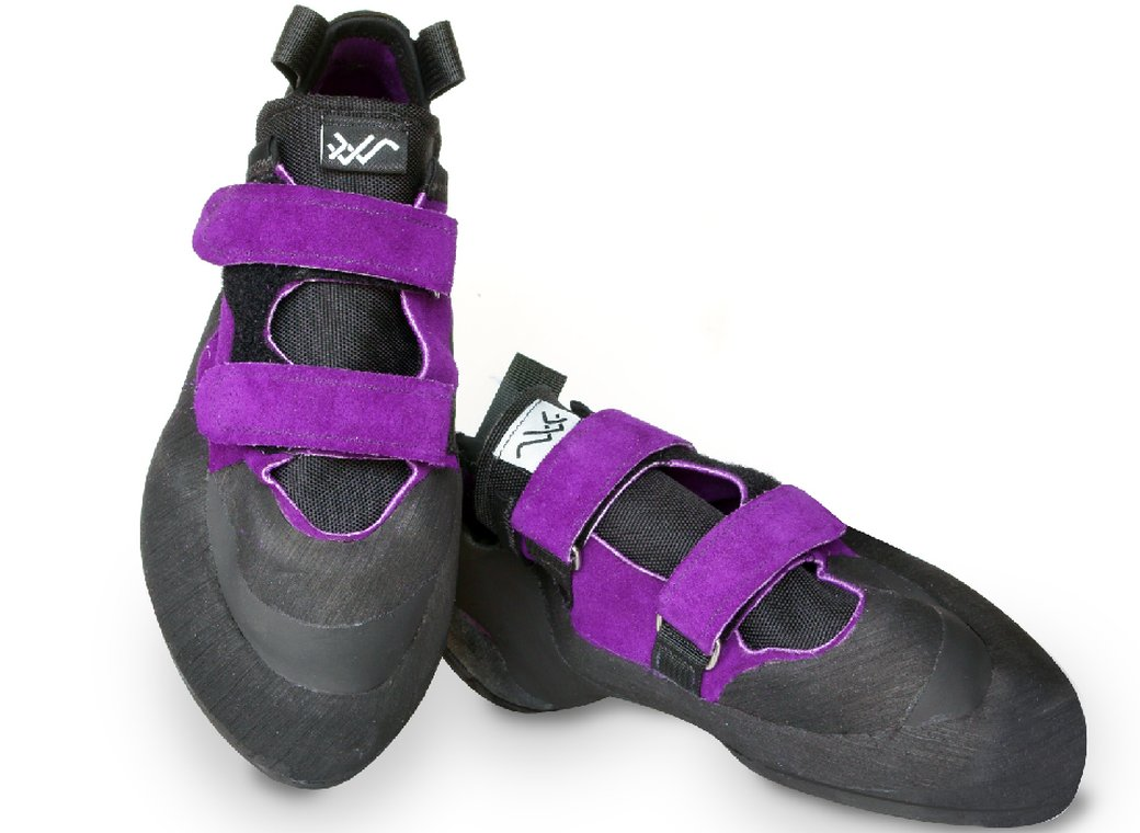 "A Custom Alternative to the ""One-Size-Fits-All"" Mass Produced Climbing Shoe"