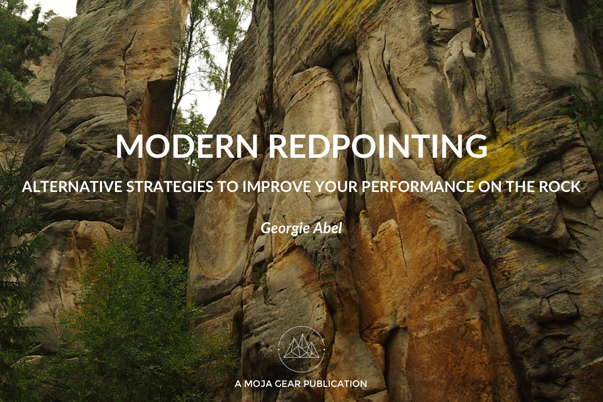 Modern Redpointing eBook: Alternative Strategies to Improve Your Performance on the Rock