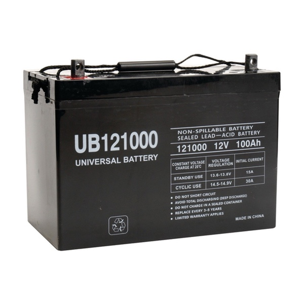 Sealed Lead Acid Battery for Van Conversion