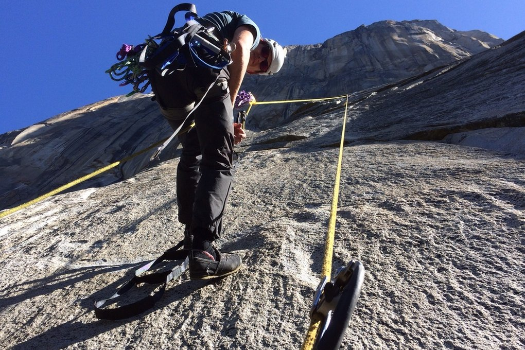 What Is Aid Climbing? — A Beginner's Guide on How to Get Started