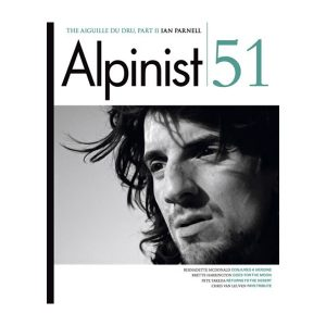 Alpinist 51 Magazine Cover Gift for Climbers