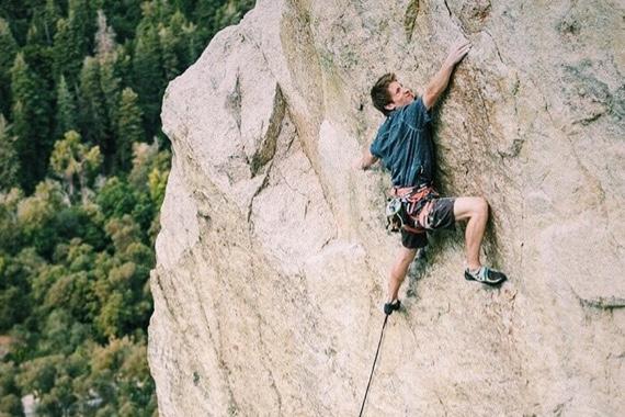 Climber Spotlight: Ben Hanna, 18-Year-Old Desert Southwest Standout