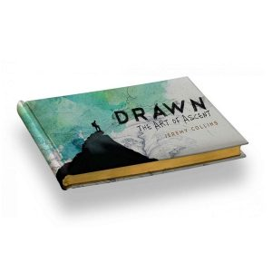 Drawn Book Gift for Rock Climbers