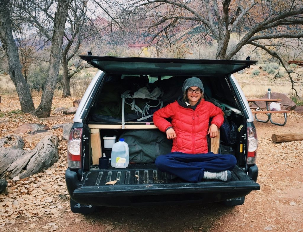 Liz Haas truck life