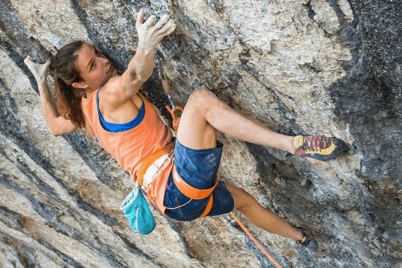 Anak Verhoeven Achieves First Female 5.15a First Ascent