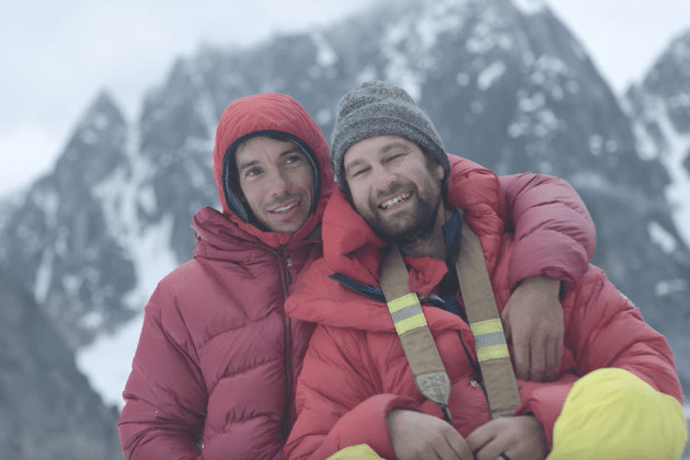 Life Coach — Alex Honnold and Renan Ozturk in Alaska's Ruth Gorge