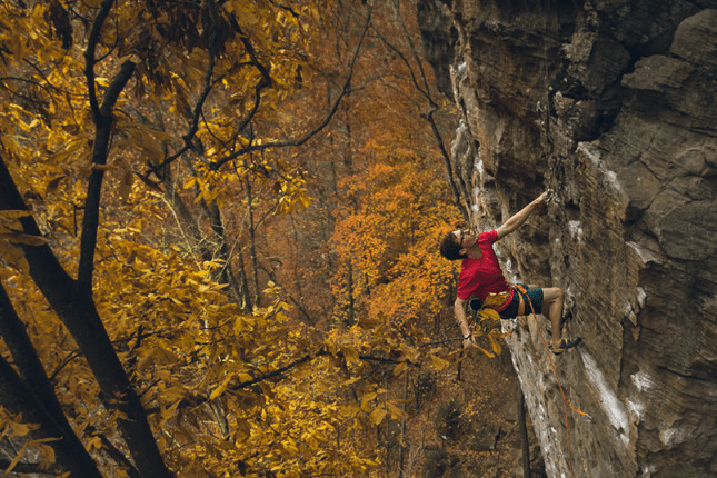Climber Spotlight: Kentucky's Hometown Hero, Dru Mack