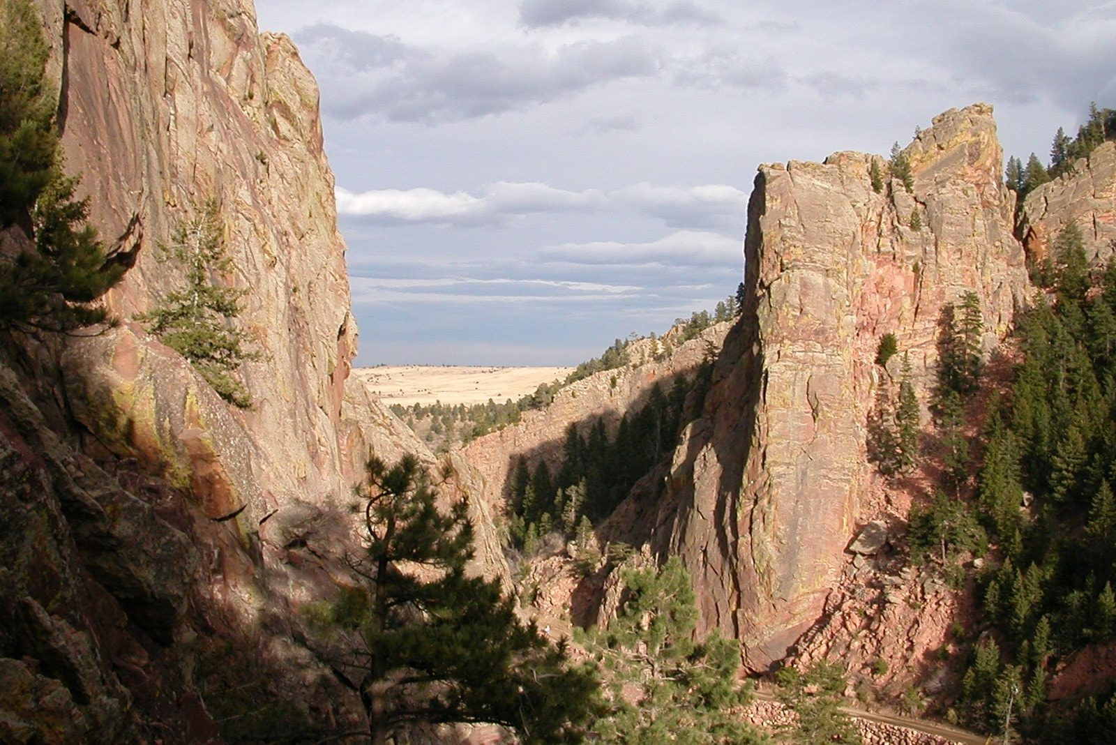 Climbing Accident Podcast: 140-Foot Fall in Eldorado Canyon