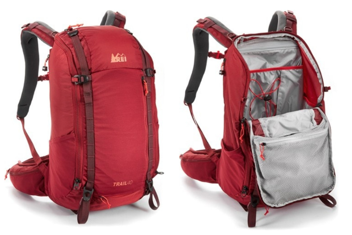 Best Budget Crag Pack: A Review of the REI Co-op Trail 40 Pack