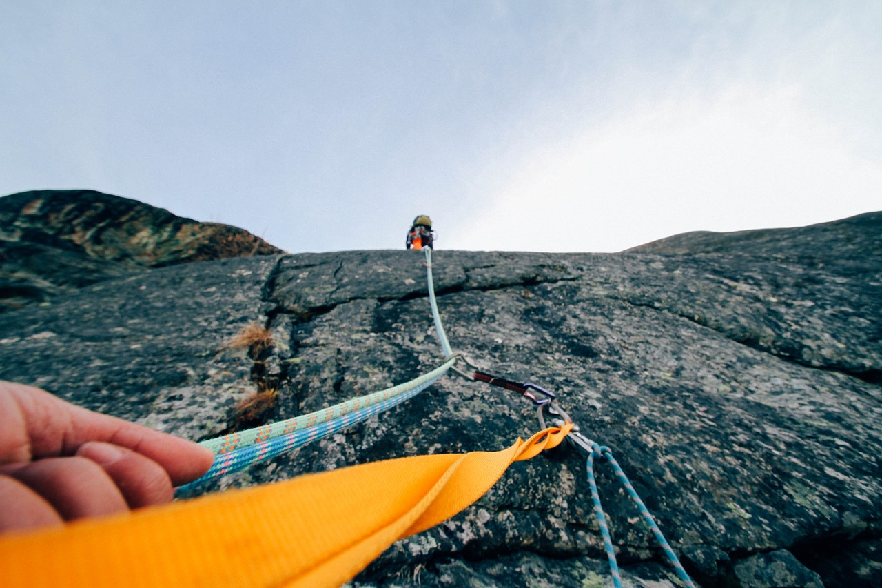 How to Become a Certified Climbing Guide