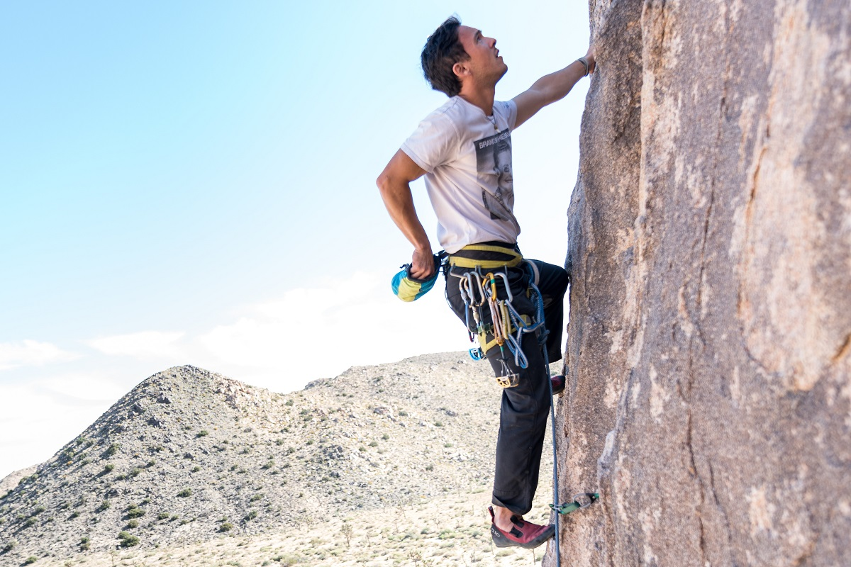 Multi-Pitch Climbing? Ditch the PAS