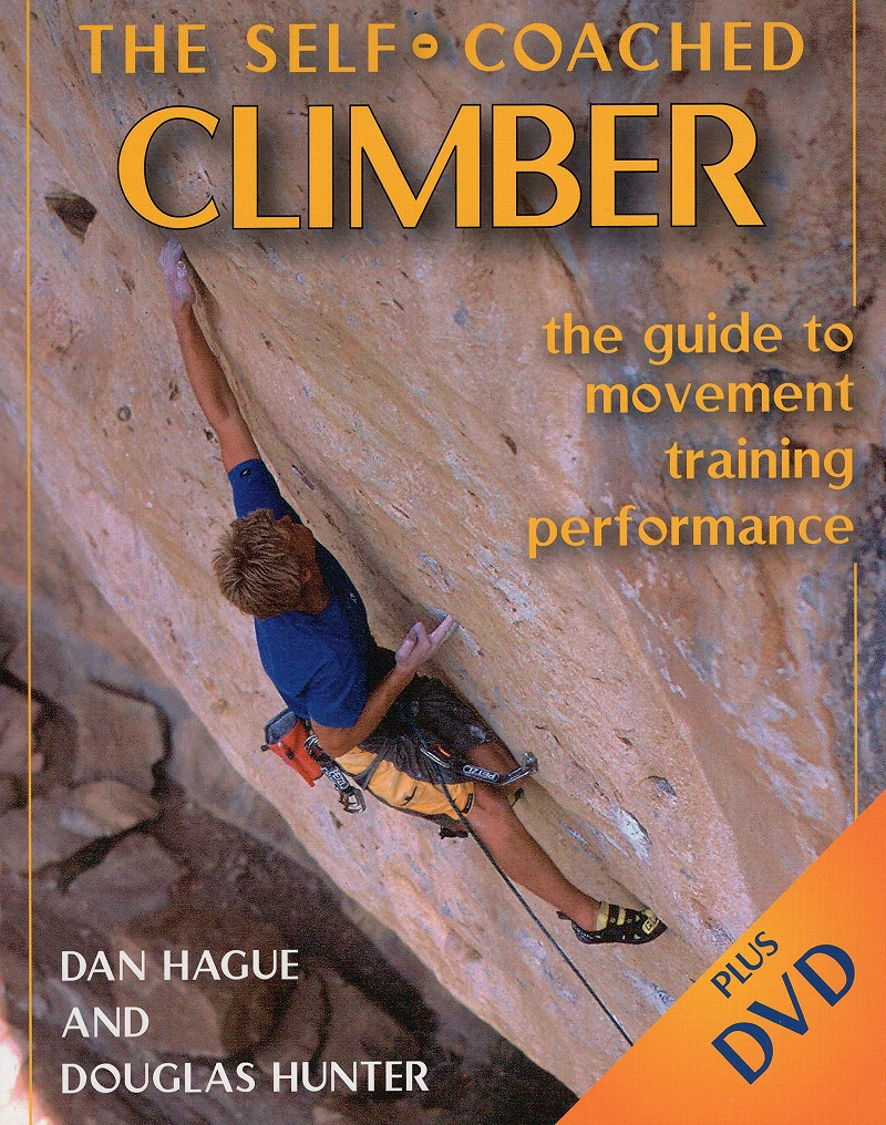 the self coached climber training book