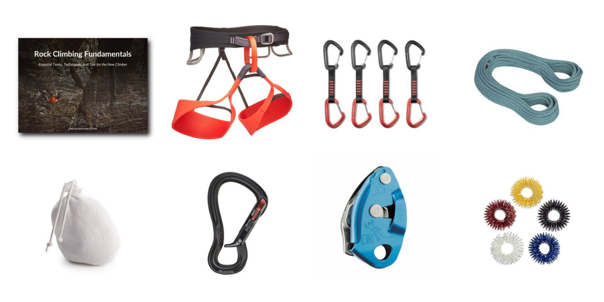 Rock Climbing Gear Guide: Best Rock Climbing Gear for Beginner Climbers