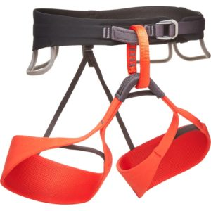 Sport Climbing essential harness black diamonds women's solution