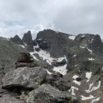 The Epic: Climbing Otis Peak in a Storm