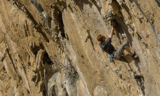 Why Does Rock Climbing Improve Mental Health? – A Psych Study